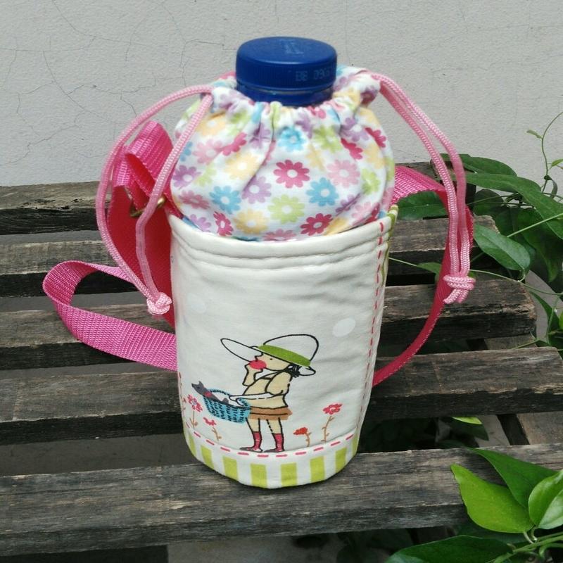 Tas Botol Air Mineral 600 ml Rien