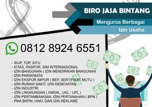 Biaya Jasa Pengurusan PT