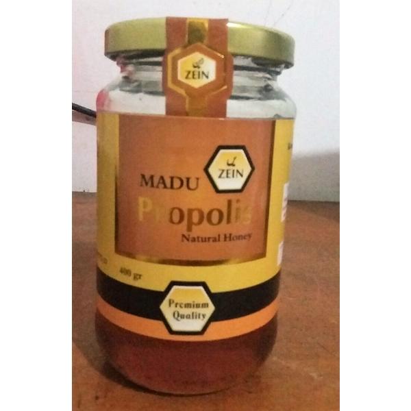 Madu Propolis Zein Premium 400 gr