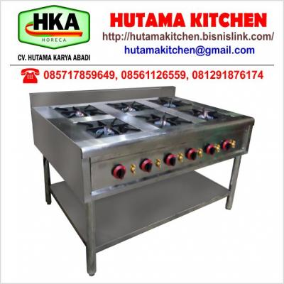 GAS OPEN BURNER
