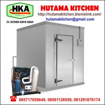 HUTAMA KITCHEN MENJUAL COLD ROOM STORAGE VEGETABLES & FRUITS