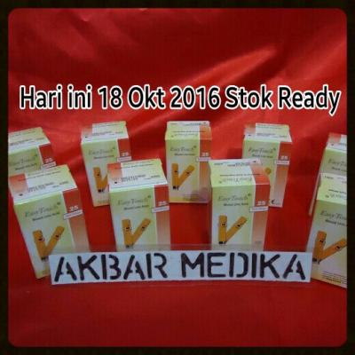 JUAL STRIP ASAM URAT EASY TOUCH MURAH.