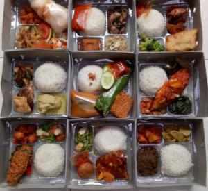 Jasa Catering dan nasi kotak di Bekasi