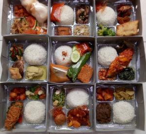 Jasa Catering dan nasi kotak di Depok