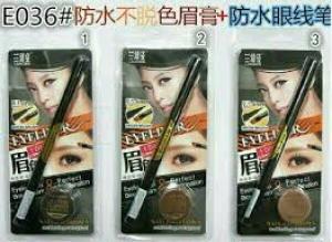 Landbis Lasting Perfect Eyeliner Eyebrow Gel Gel Alis