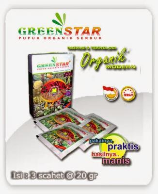 JUAL PUPUK GREEN STAR