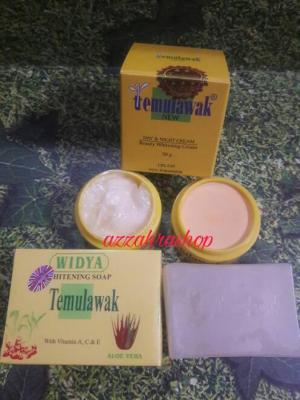 Paket Cream Temulawak