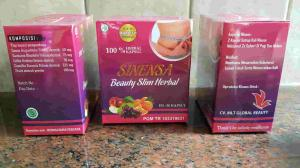 SINENSA BEAUTY SLIM HERBAL - BSH BPOM - PELANGSING HERBAL