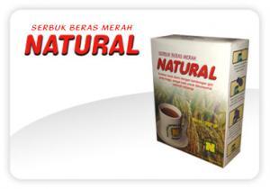 jual Beras Merah Natural SBMN di cilingcing