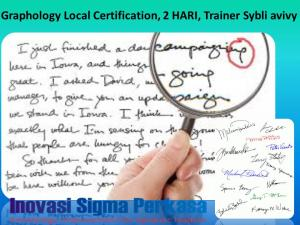 Graphology Local Certification