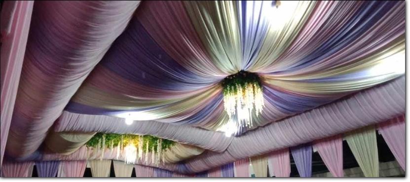 paket tenda pernikahan rias pengantin murah jakarta