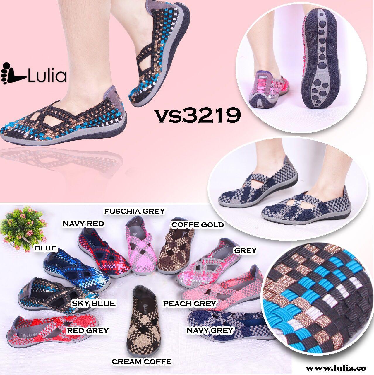 Jual Sepatu Anyam Murah