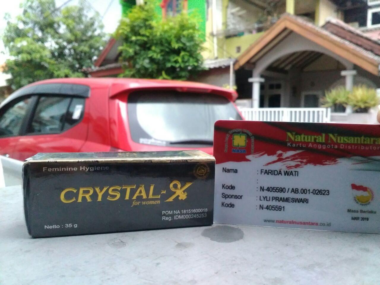 Apotik Yang Jual Crystal X