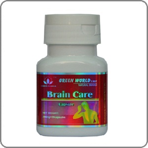 Jual Brain Care Capsule