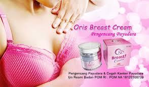 ORIS BREAST, 7 HARI PAYUDARA KENCANG ALAMI