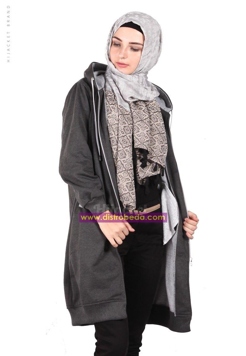 jaket trend jaket muslimah jaket wanita model terbaru di tanah abang 52feebca35
