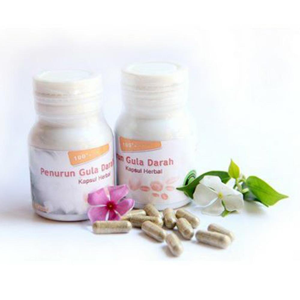 Obat Herbal Diabetes Bergaransi