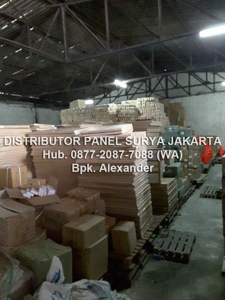 distributor solar cell jakarta