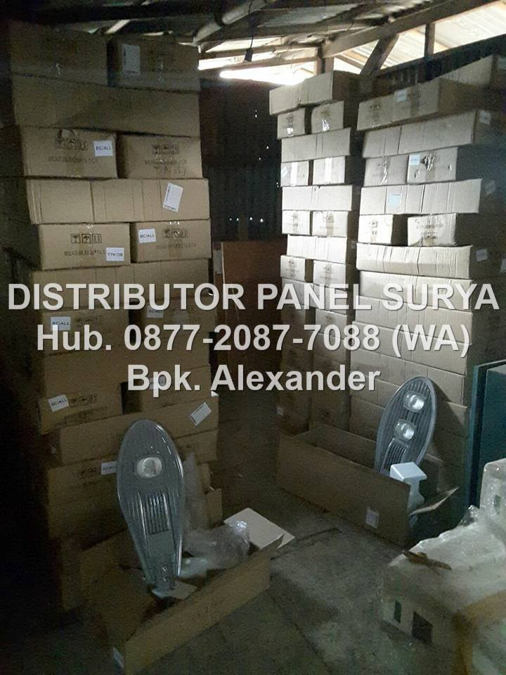 distributor solar panel jakarta