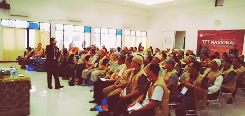 Training Totok Punggung, TOPUNG