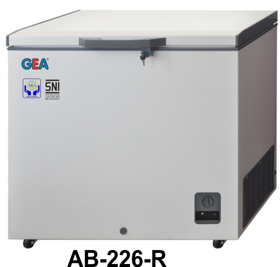 CHEST FREEZER AB-226-R GEA